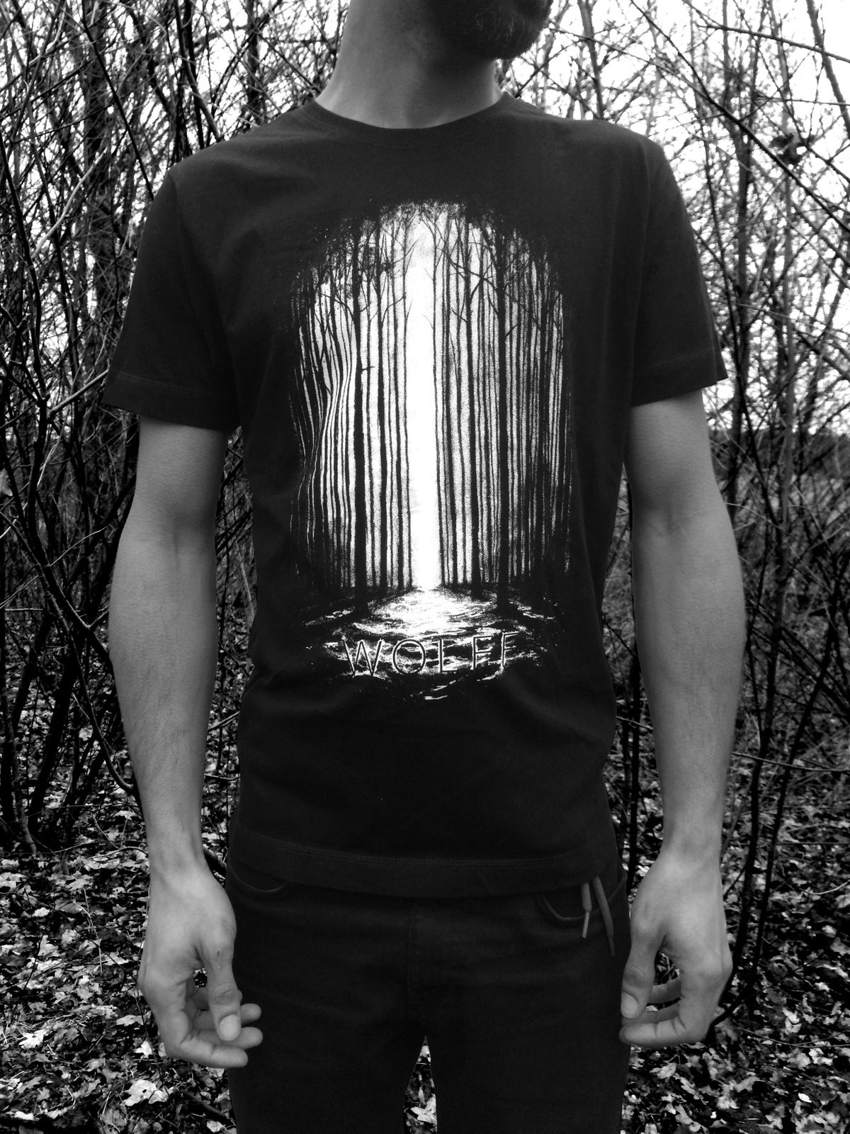 Image of Shirt - Wood