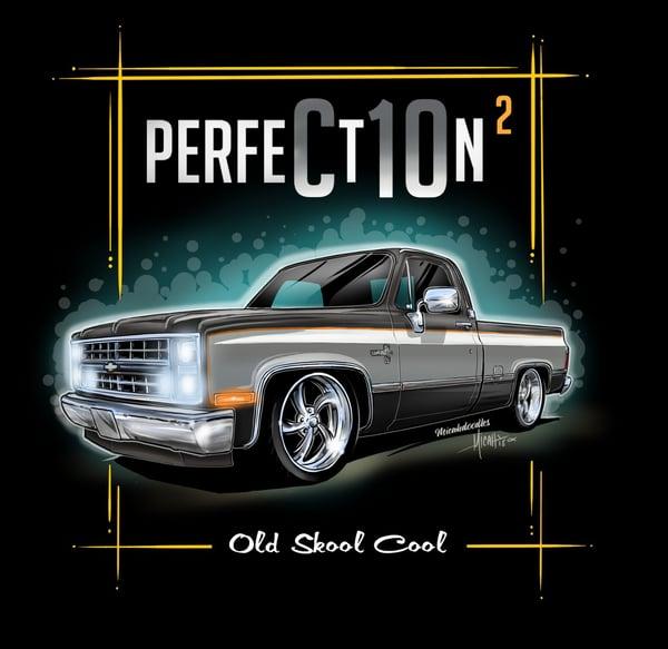 Image of Squarebody Perfection2 (black/gray)
