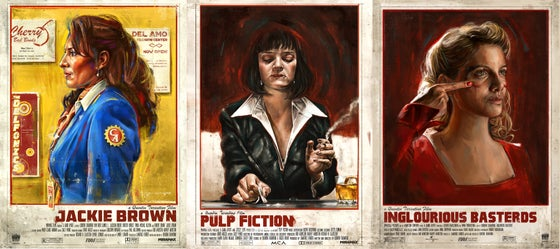 Image of Tarantino - Leading Ladies