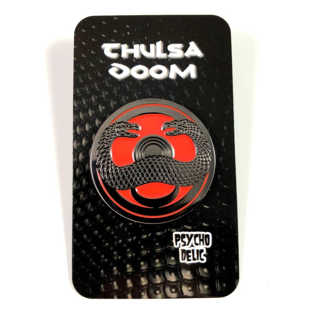 Thulsa Doom (Enamel Pin)