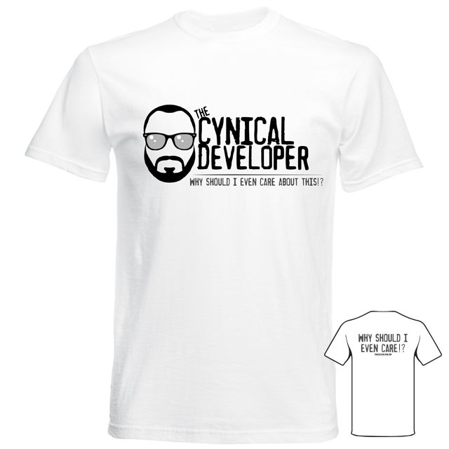 Image of Classic T-Shirt (white)