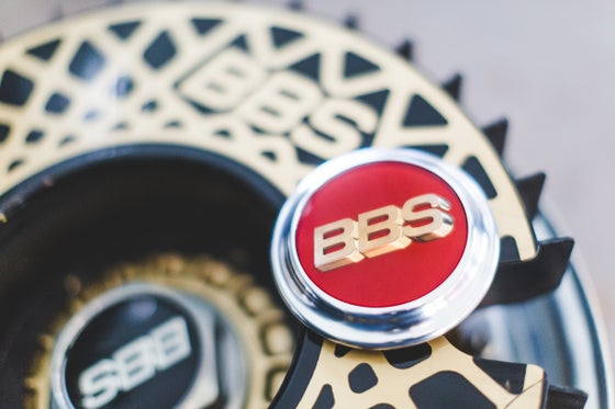 Image of BBS Motorsport E88 Center Cap Adapters