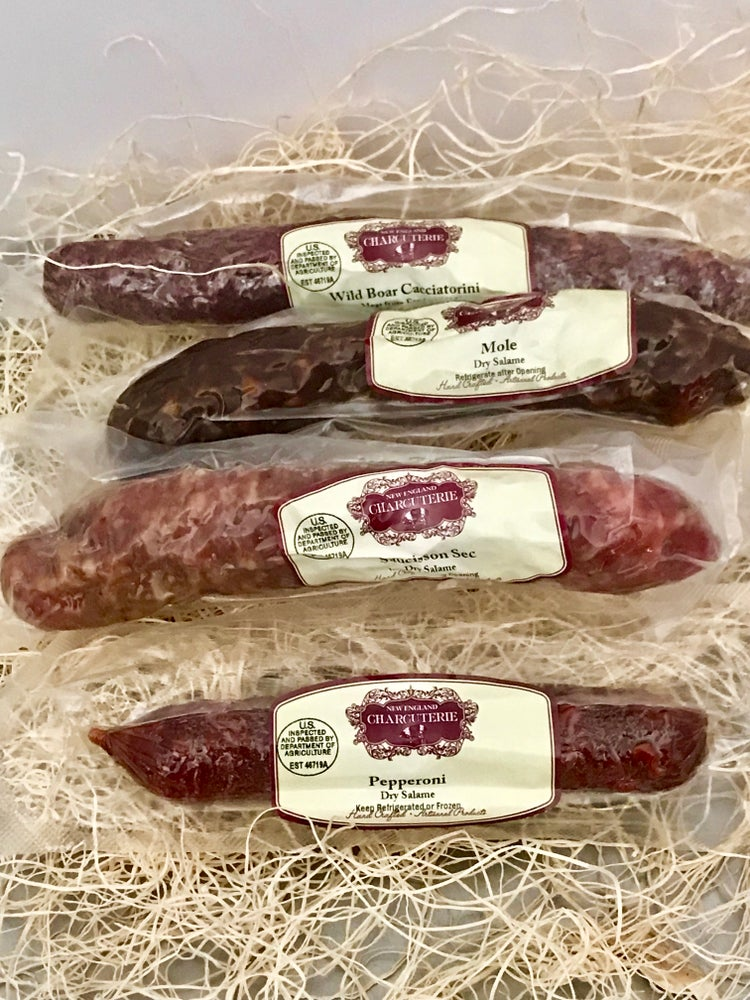 Image of Smaller Salami Box