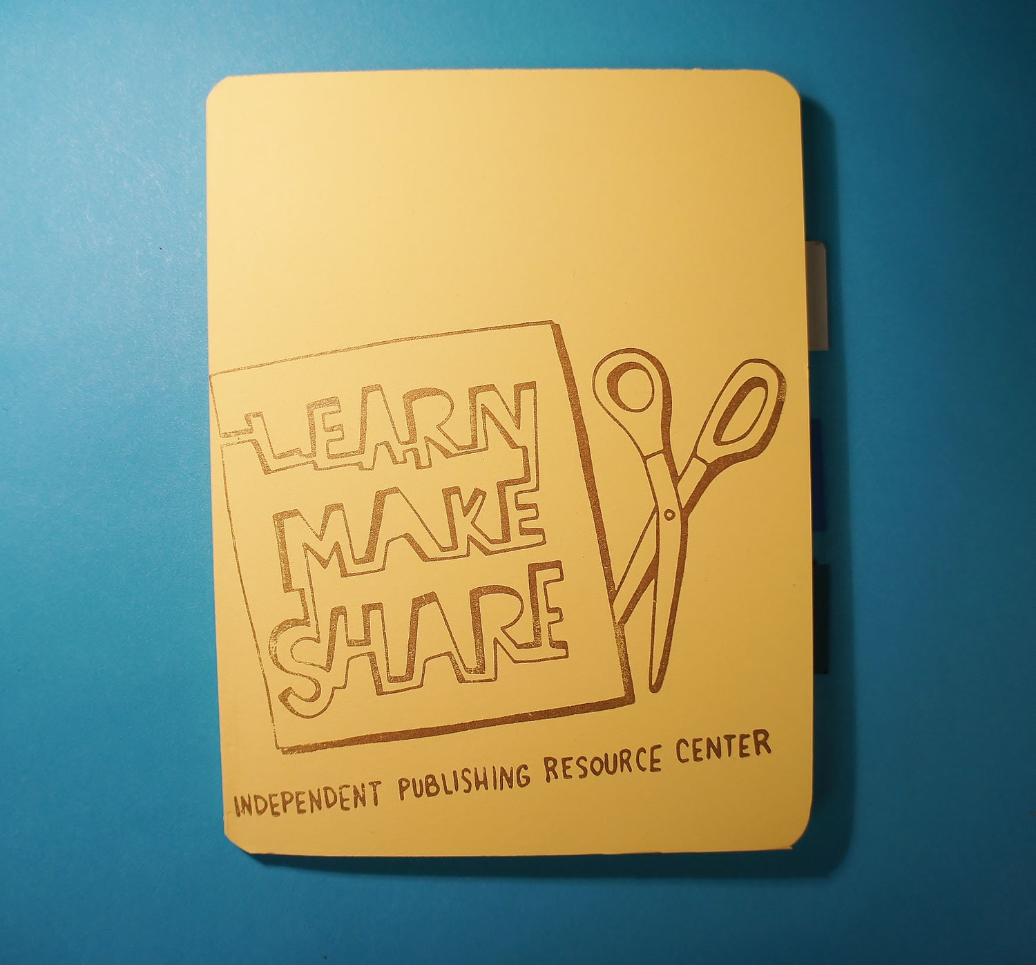 Image of Learn, Make, Share Journal