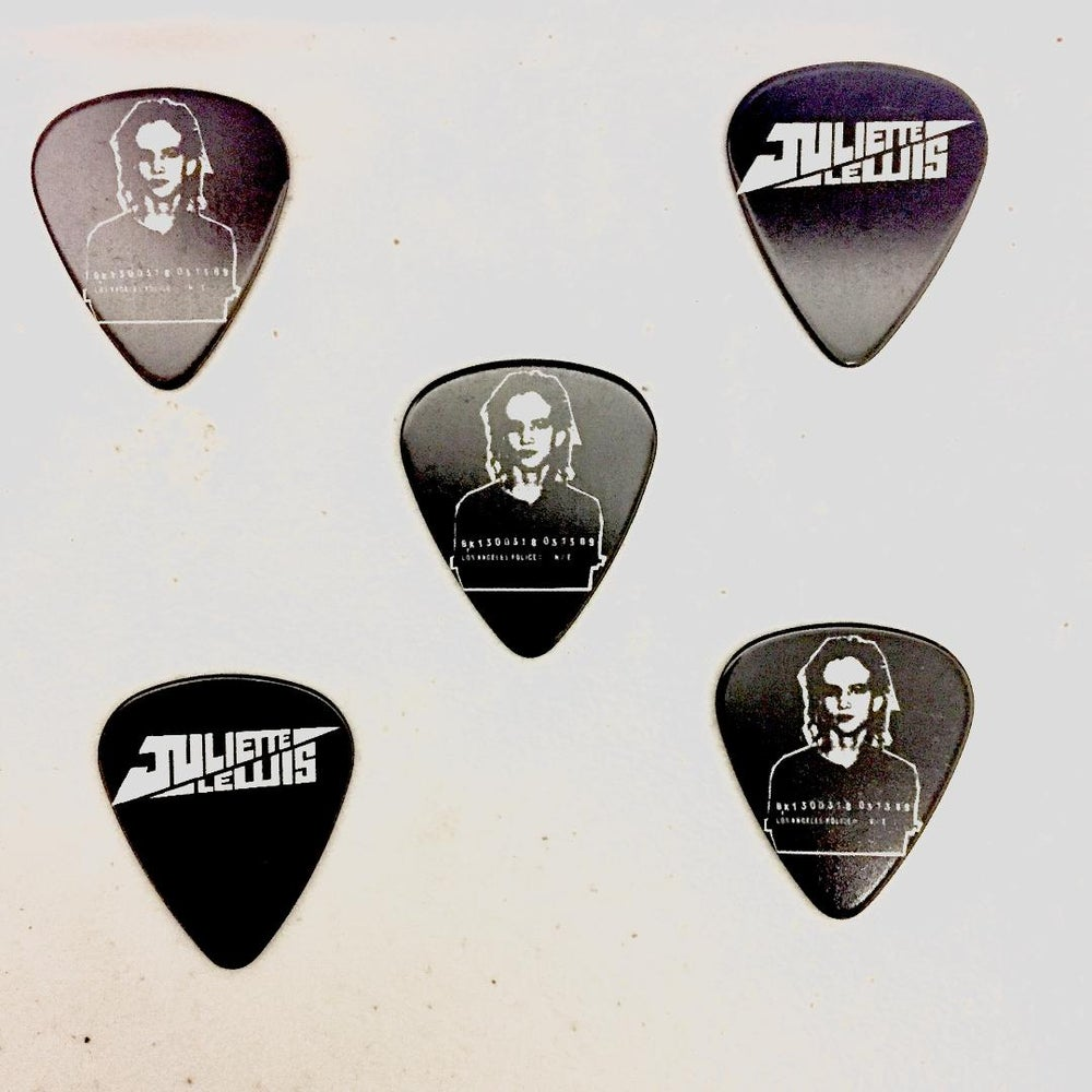 Image of Guitar pick set