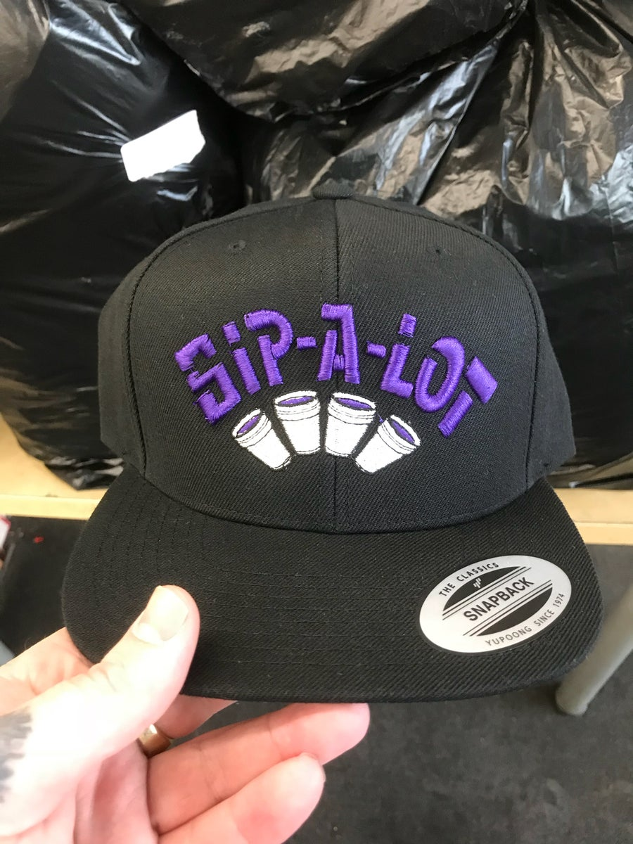 Image of SIP-A-LOT Snap Back