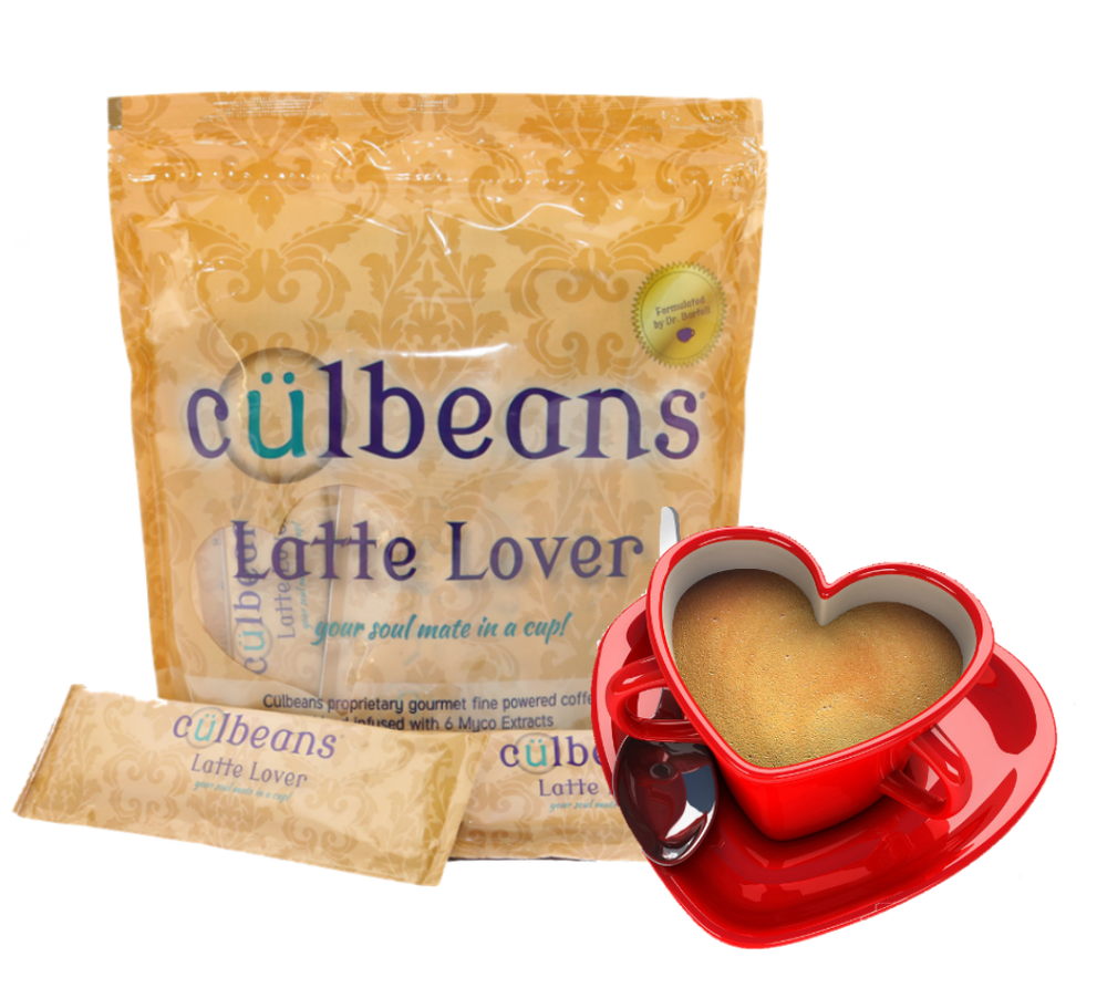 Image of Cülbeans Latte Lover Coffee