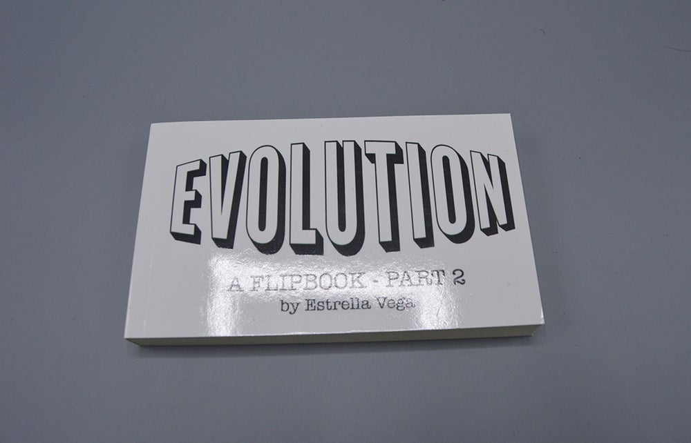 Image of Evolution flipbook