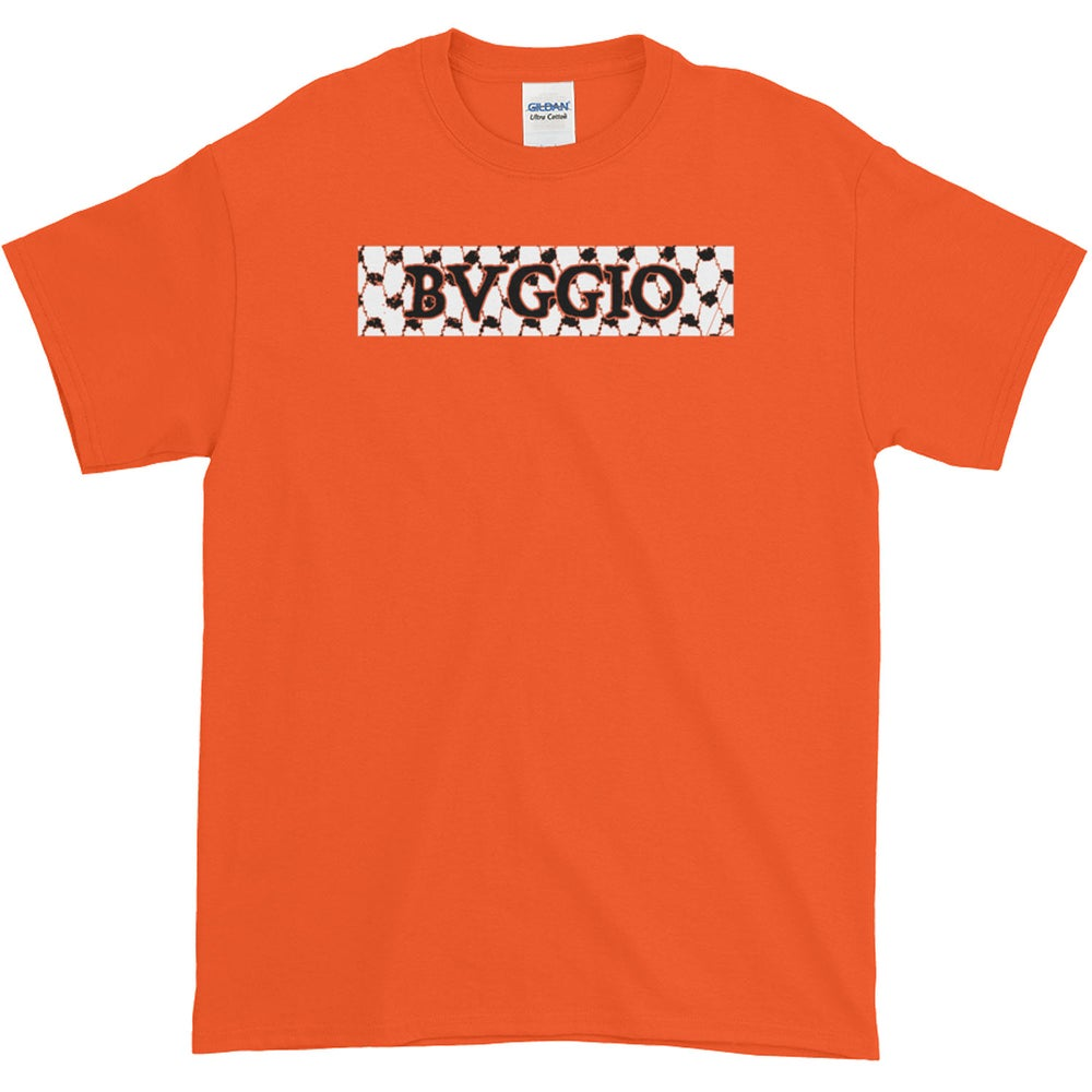 Image of Box Logo T-Shirt (Orange)