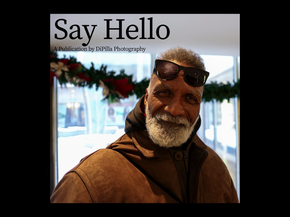 "Image of ""Say Hello"" Homeless Story Book"