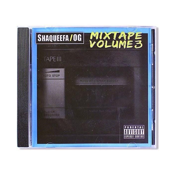 Image of Shaqueefa Mixtape Vol.3 Full Length Skate Video