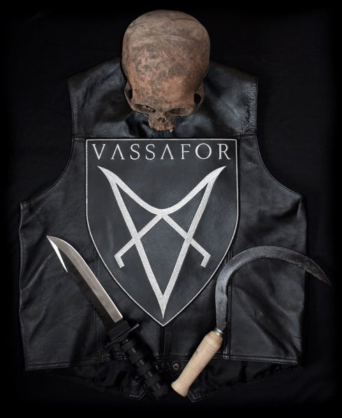 Image of Vassafor Sigil Backpatch