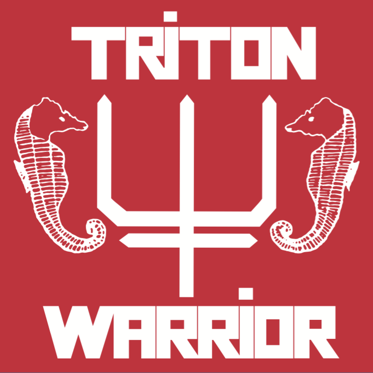 "Image of TRITON WARRIOR - ""Tatsi Sound Acetate"" 7"" 45 (1972) Ltd 550 copies."