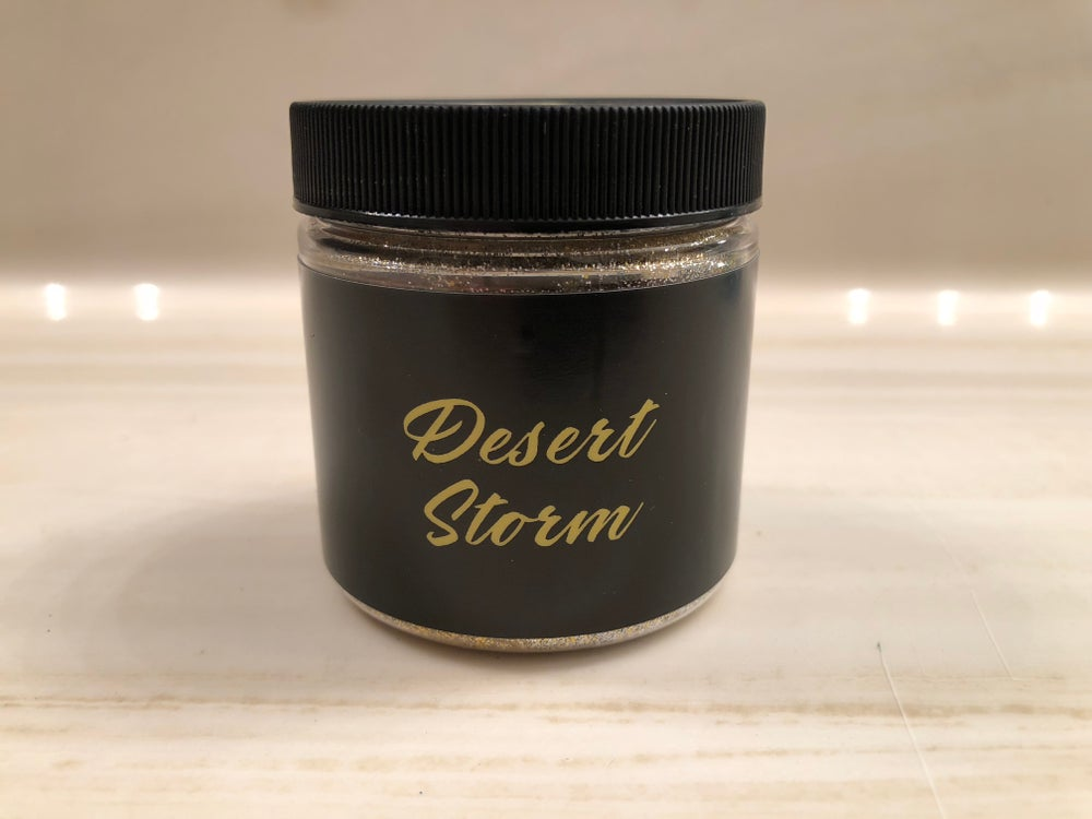 Image of DANNY D - DESERT STORM