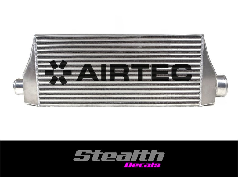 Image of AIRTEC stencil sticker