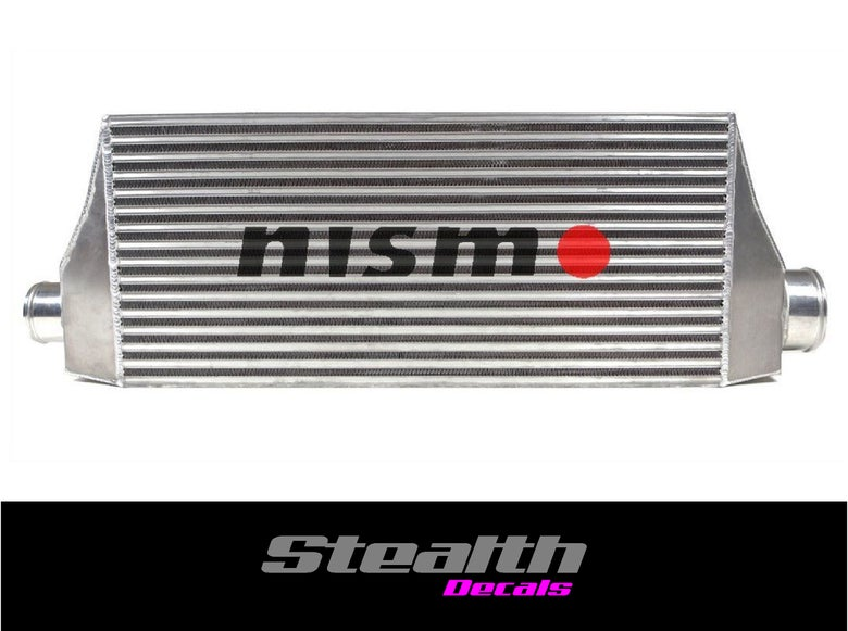 Image of NISMO Stencil Sticker