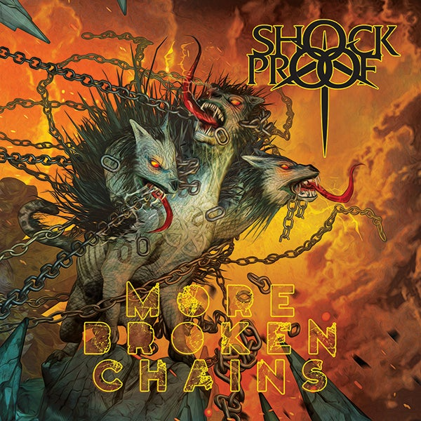 "Image of READY TO SHIP !!!  SHOCKPROOF ""MORE BROKEN CHAINS"""