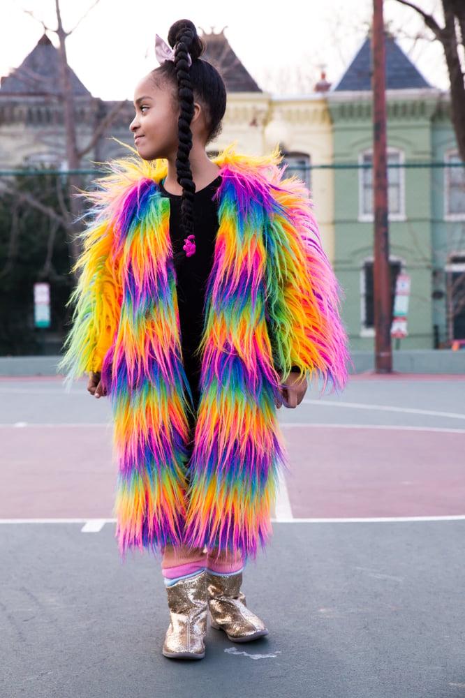 Image of Fur coat