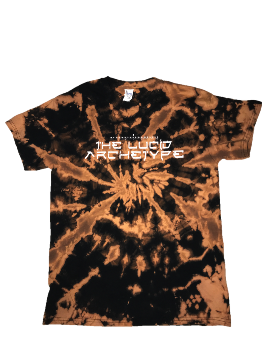 Image of Tie Dye Logo Shirt
