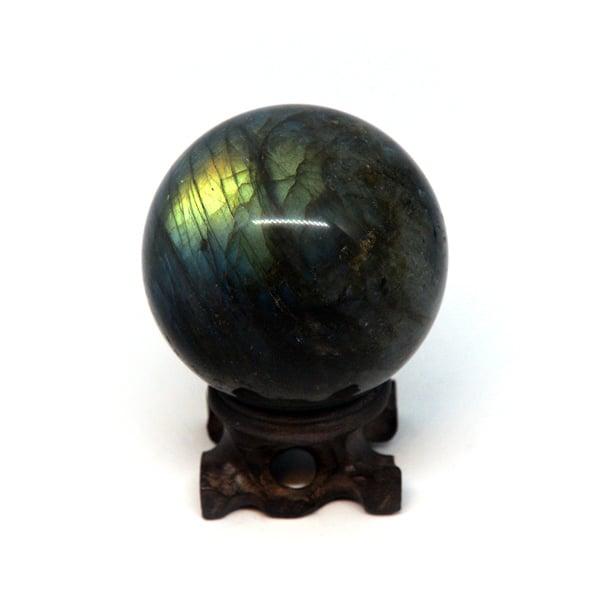 Image of Labradorite Sphere