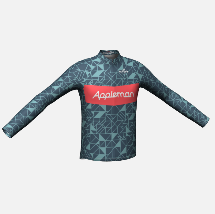 "Image of Long Sleeve ""deco:nu"" Jersey"