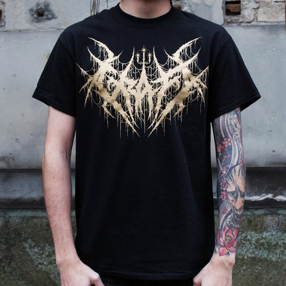 Image of Logo Shirt GOLD