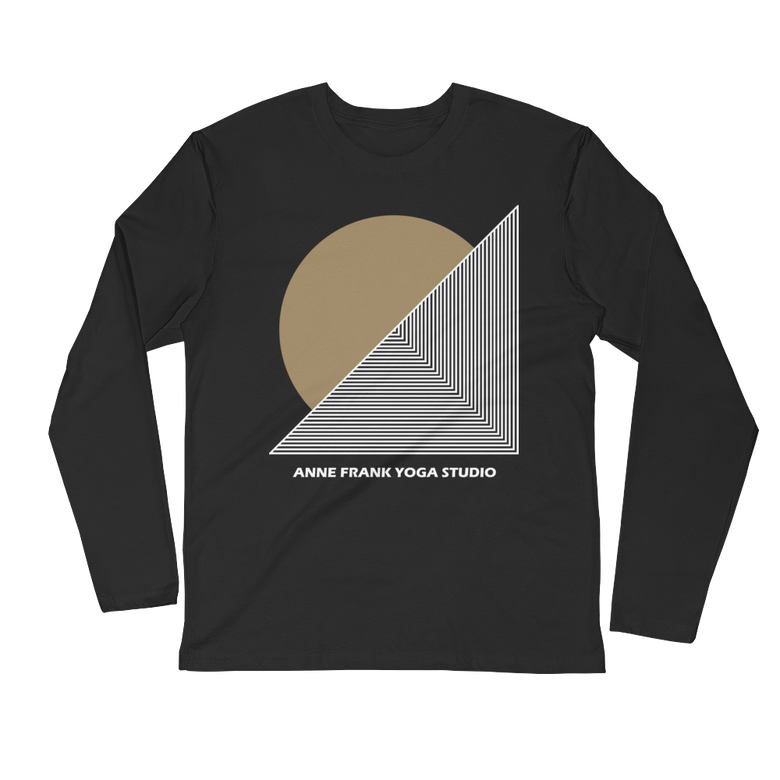Image of Anne Frank Yoga Studio Long Sleeve