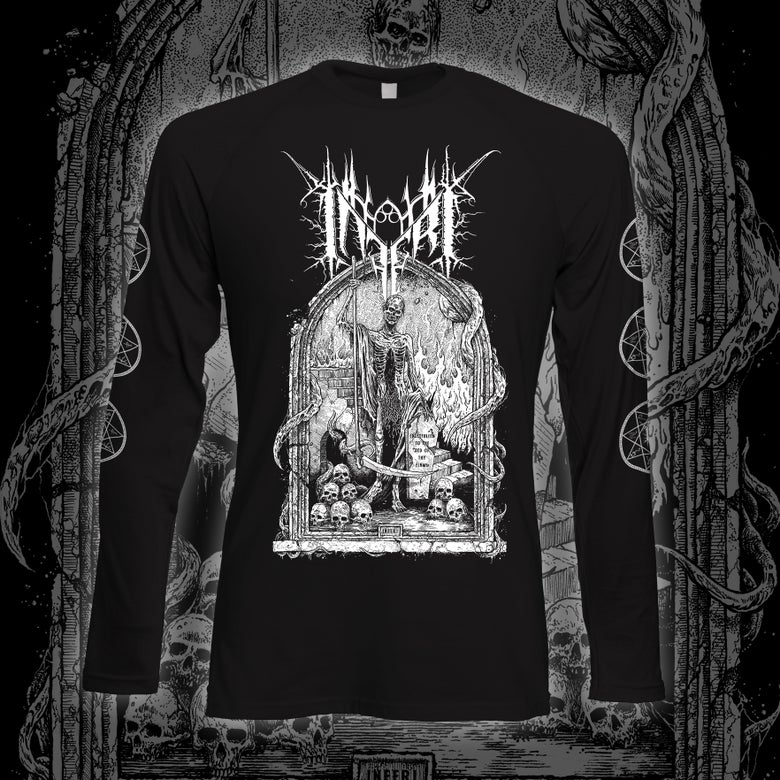 Image of INFERI - Riddick Sullen - Long Sleeve