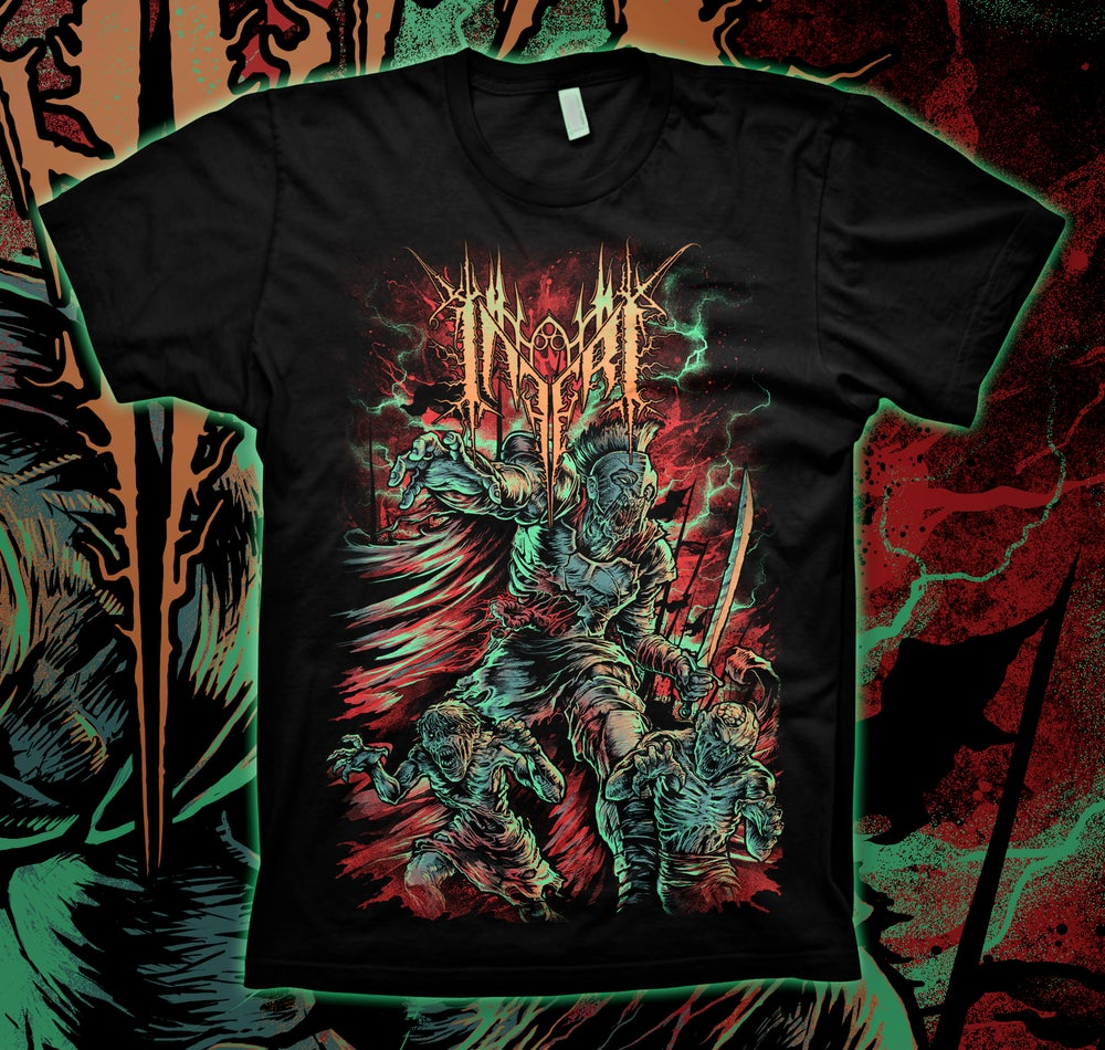 Image of INFERI - Zombie Lord - Tee