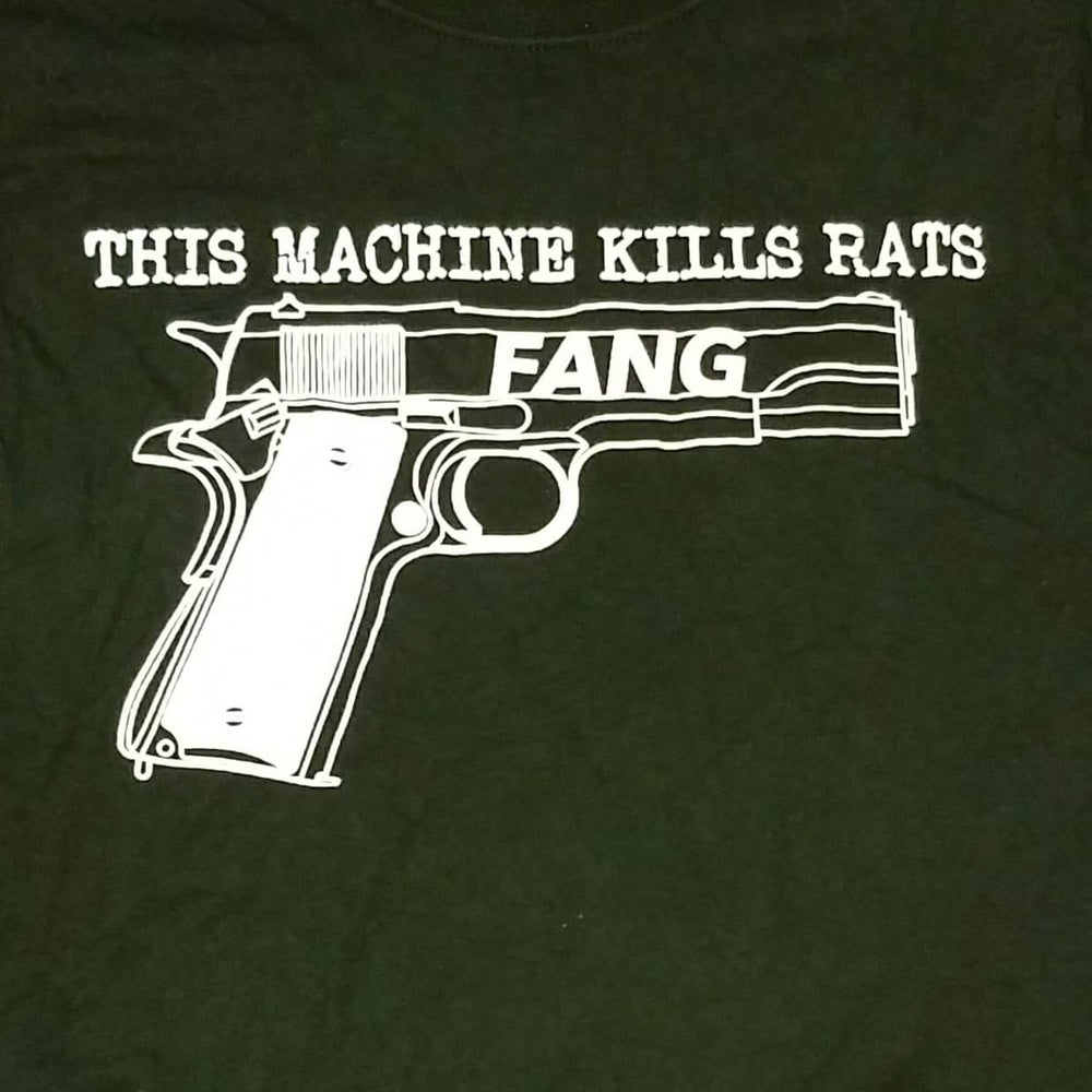 Image of THIS MACHINE KILLS RATS