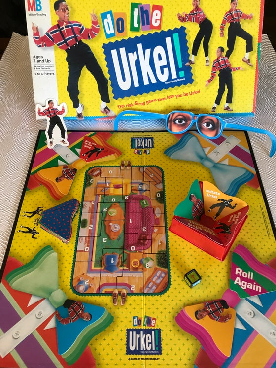 Image of Do the Urkel! from Family Matters Game!