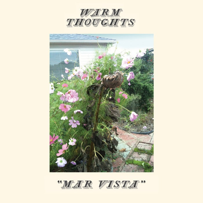 "Image of Warm Thoughts ""Mar Vista"" LP"