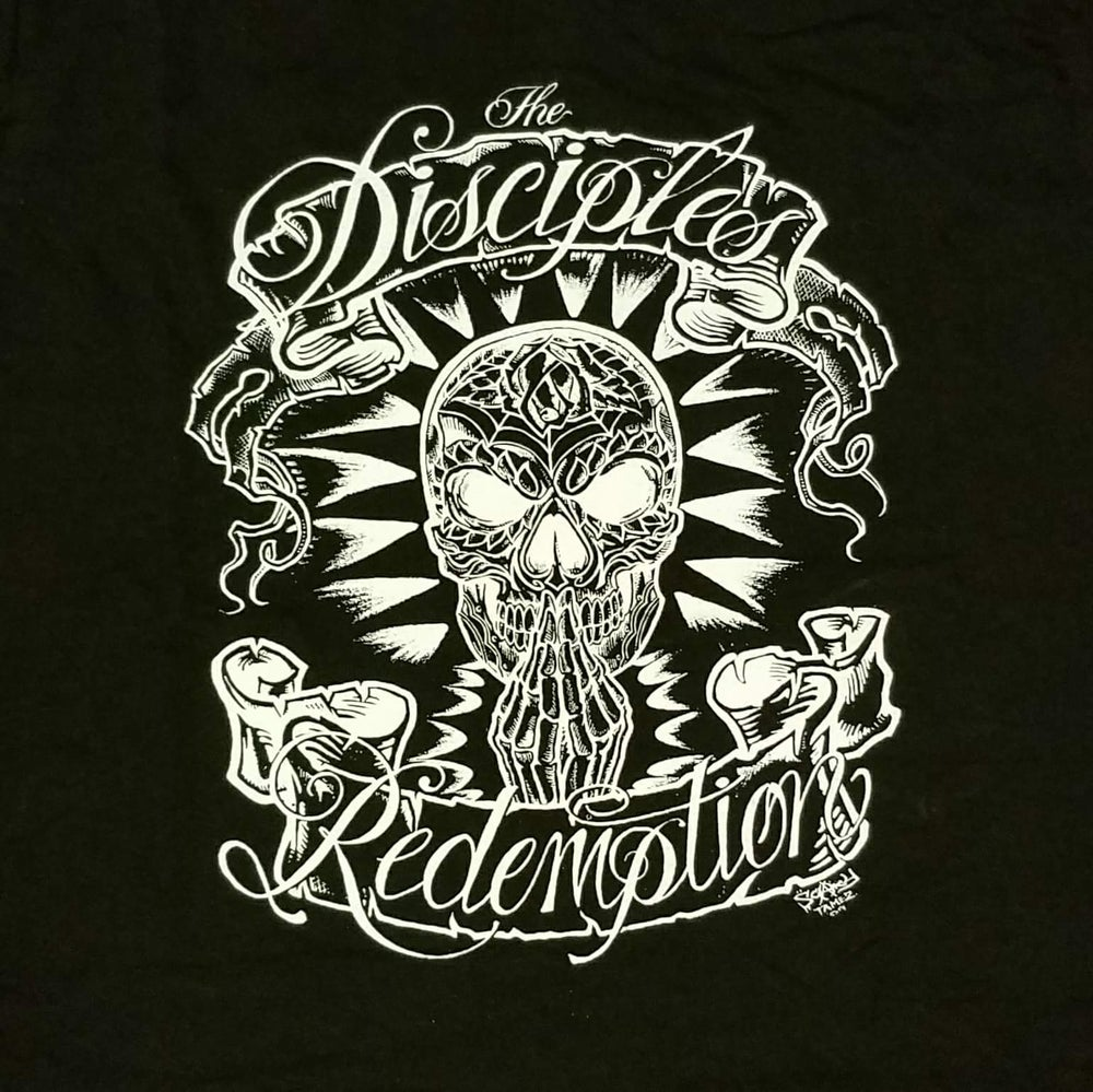 Image of DISCIPLES-REDEMPTION T-SHIRT