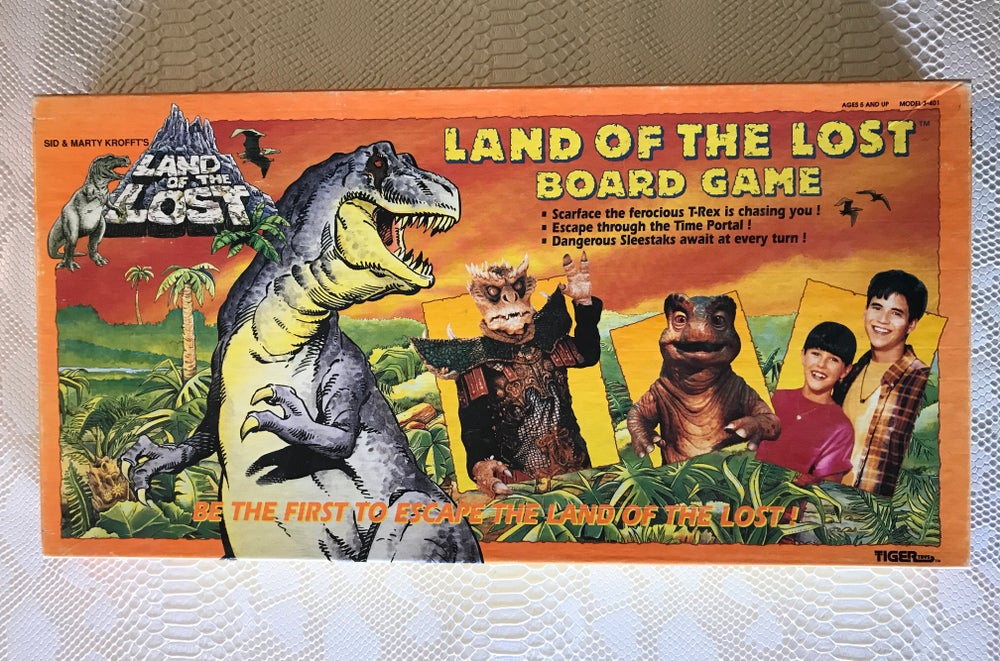 Image of Land of the Lost Game!