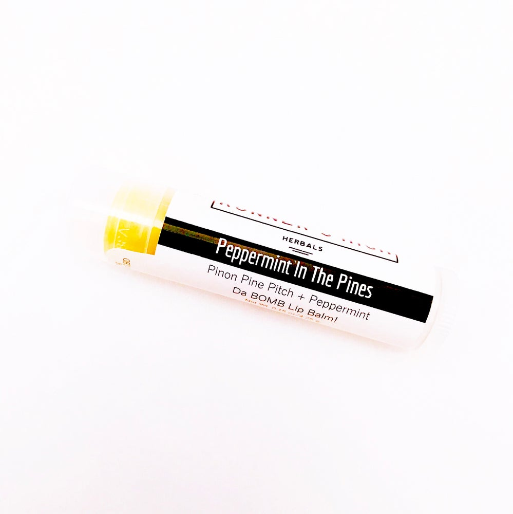 Image of Peppermint In The Pines Lip Balm