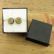 Image of Bullet Casing Cuff Links