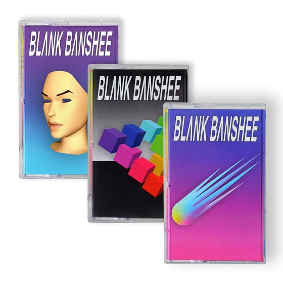 Image of Blank Banshee Cassette Bundle