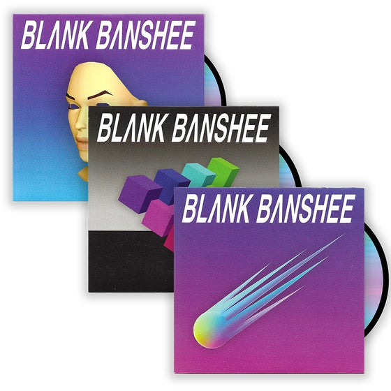 Image of Blank Banshee CD Bundle