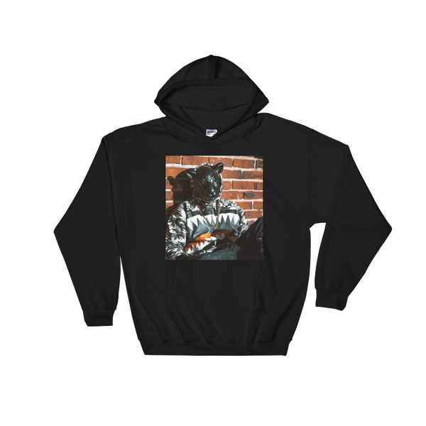 Image of BLACK SHEEP - HOODIE [BLACK]