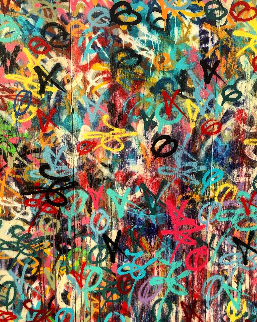 Image of Locust Parkway Mural Print