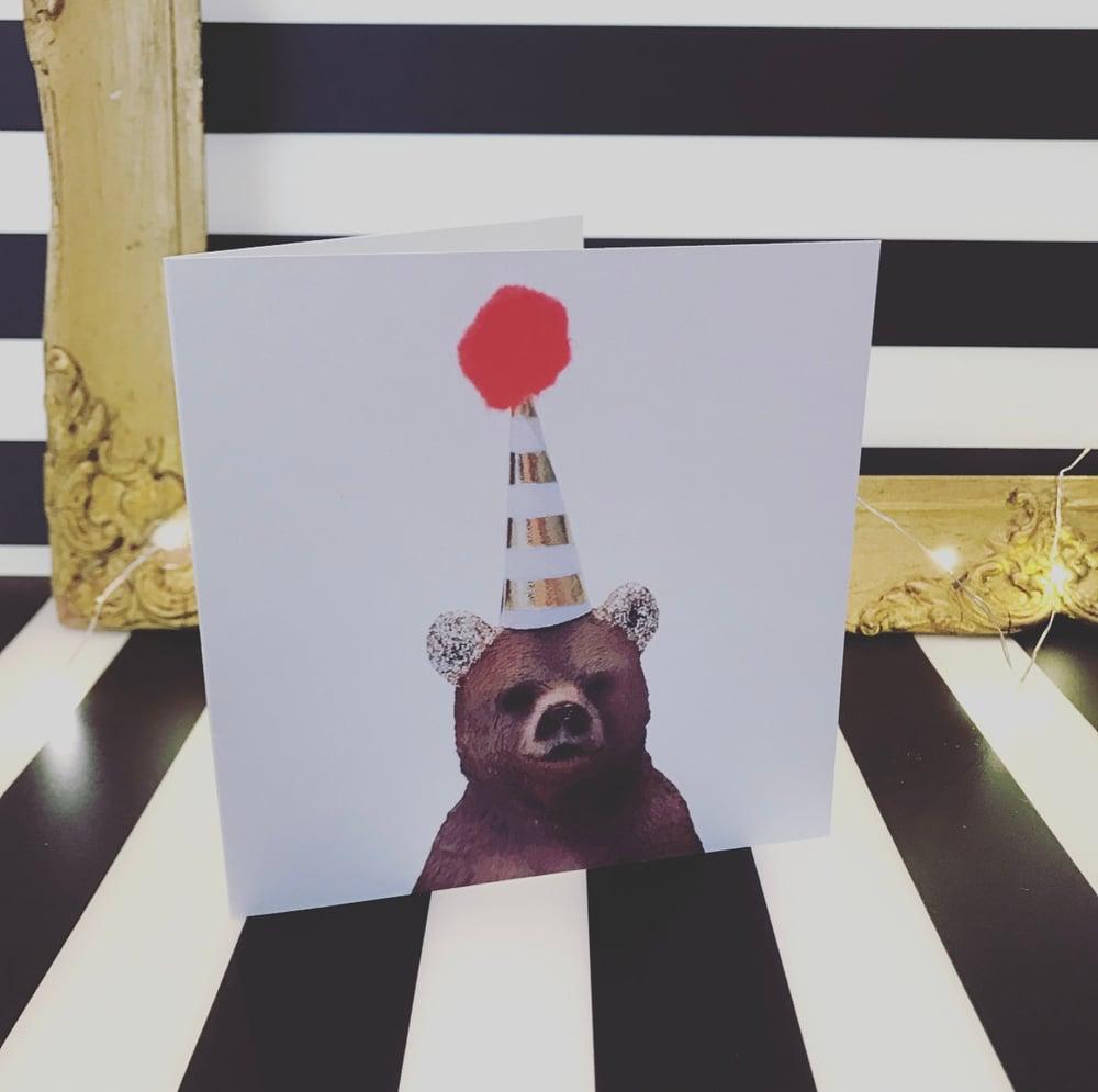 Image of BEAR CARD