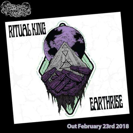 Image of Ritual King - 'Earthrise' CD Digipack