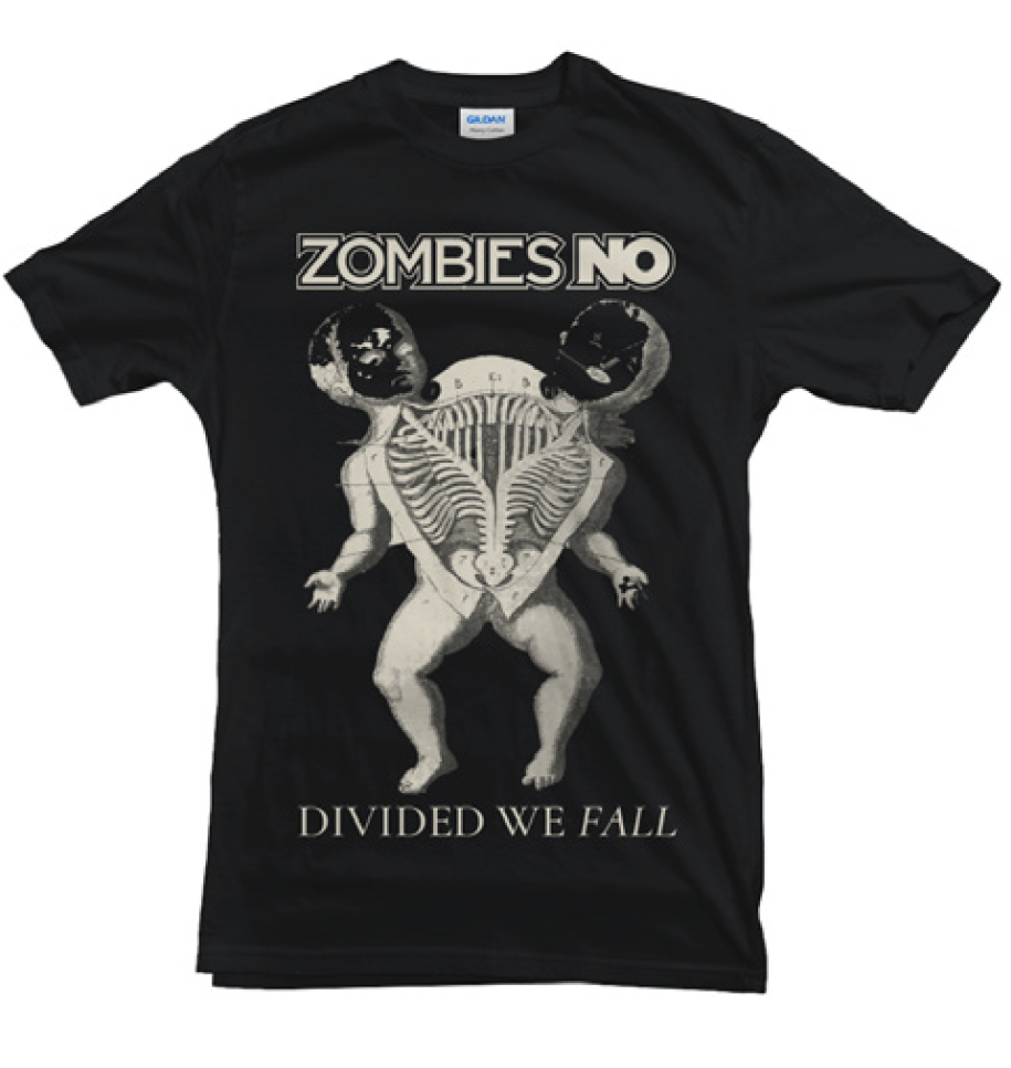Image of Divided We Fall T-shirt