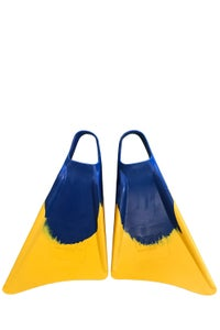 Image of THE DRAG FOOT DART <br> WINNY BLUE / GOLD