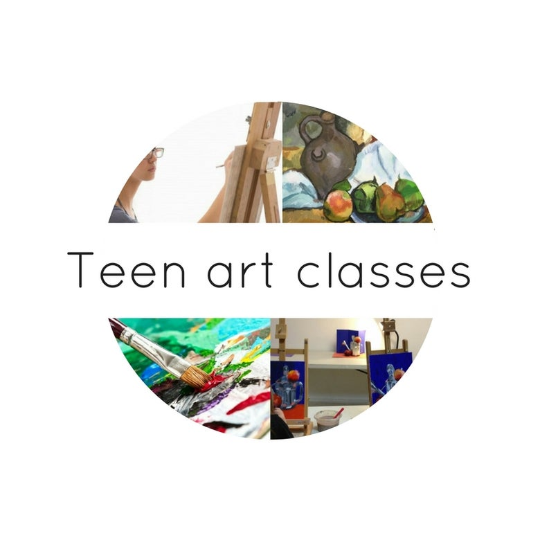 Image of Drawing and Painting for Teens 2019