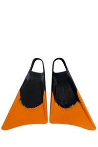 Image of THE DRAG FOOT DART <BR> BLACK / ORANGE