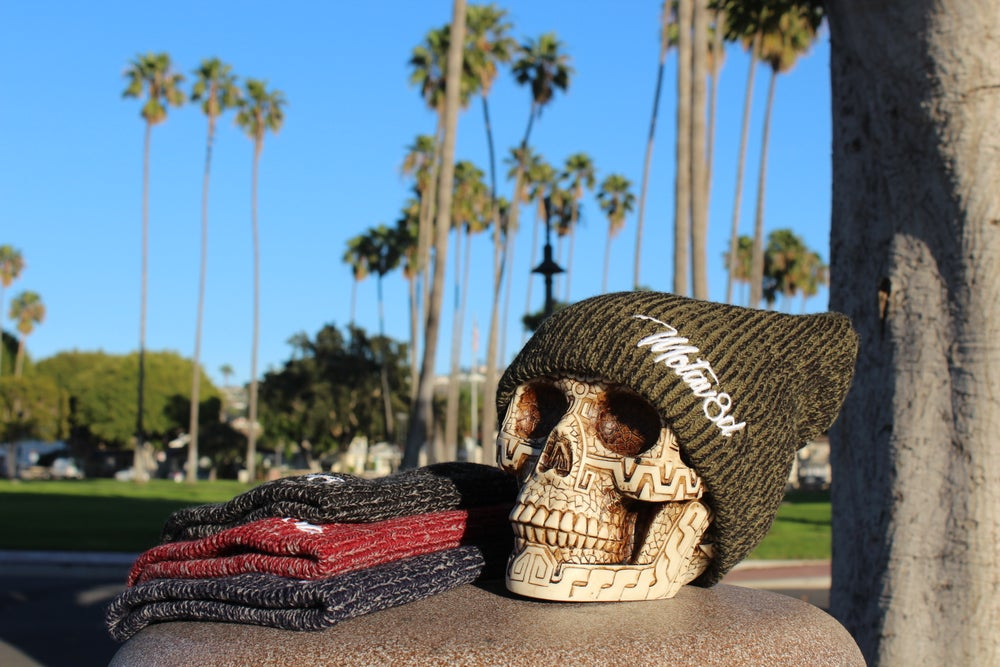 Image of Motav8d Ribbed Beanie