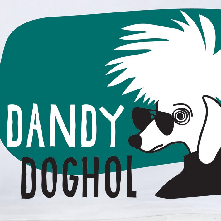 Image of DANDY DOGHOL Tea Towel