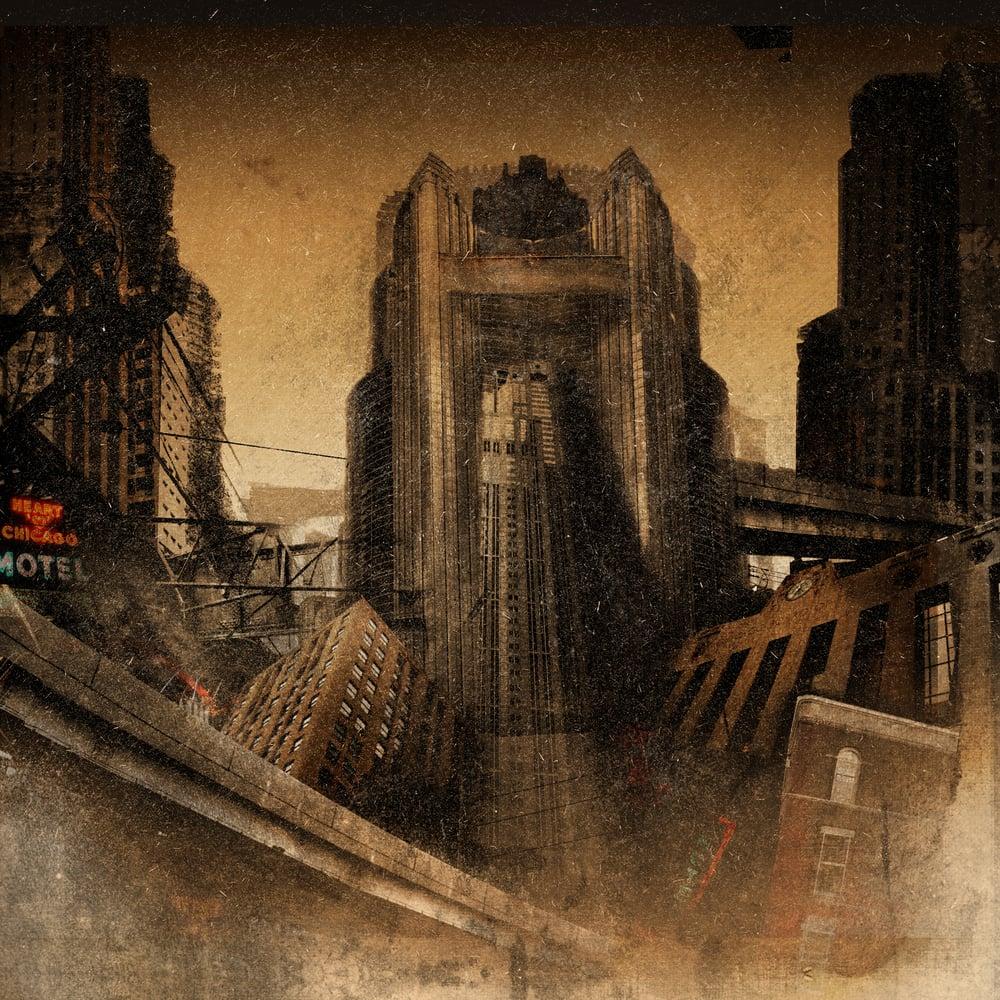 Image of Starkweather & Concealment - Split CD