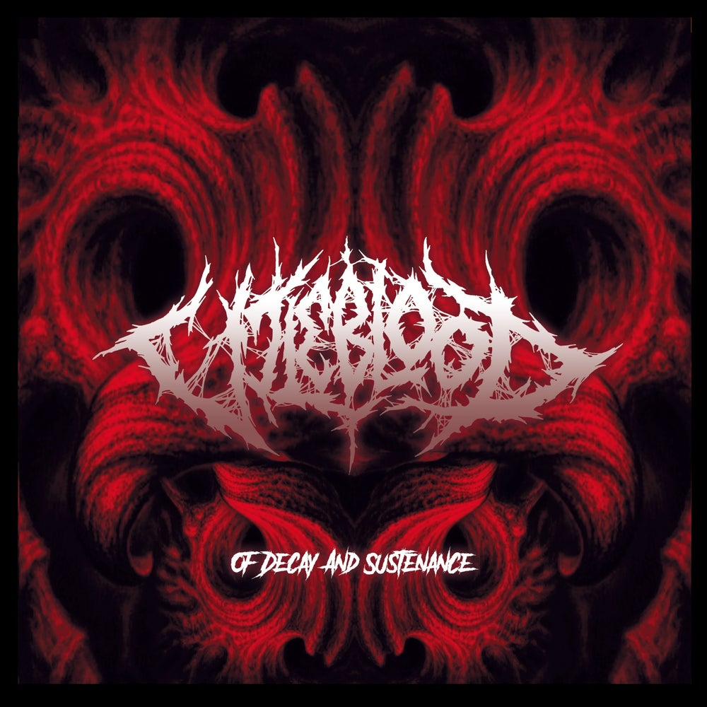 Image of VILEBLOOD - Of Decay And Sustenance CD